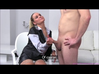 FemaleAgent.com Peter & Barra Brass – E192